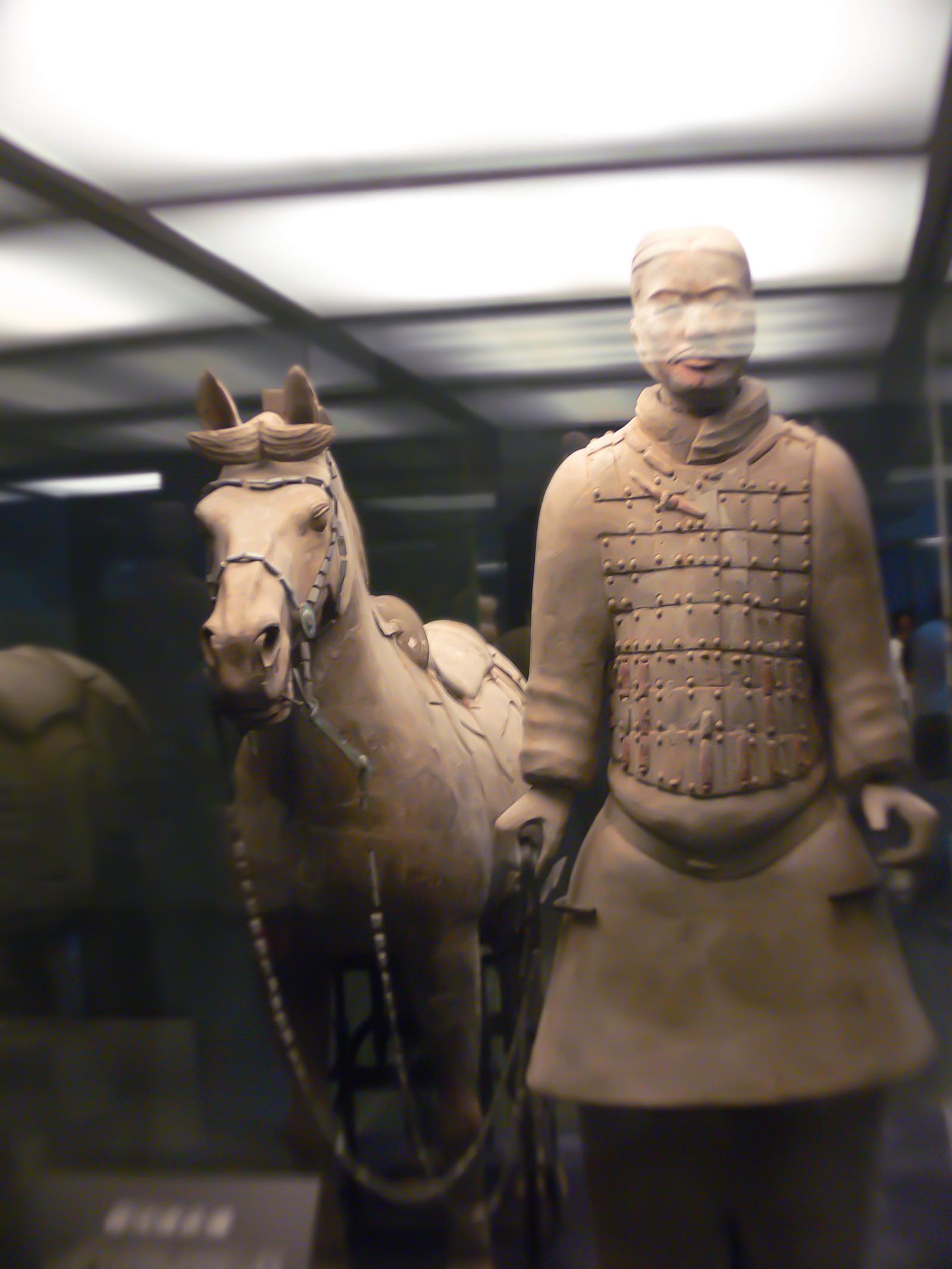 Ulrike Kraus - Die Terracotta Armee - Entdeckungsreise